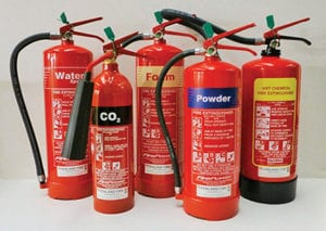 How Do Multi-Class Dry Chemical Fire Extinguishers Work?